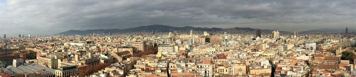 Private Tours Barcelona - Montjuich Panoramic